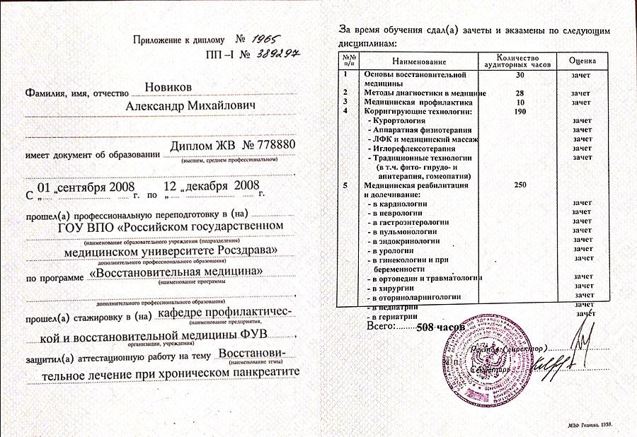 Заключение договора диплом